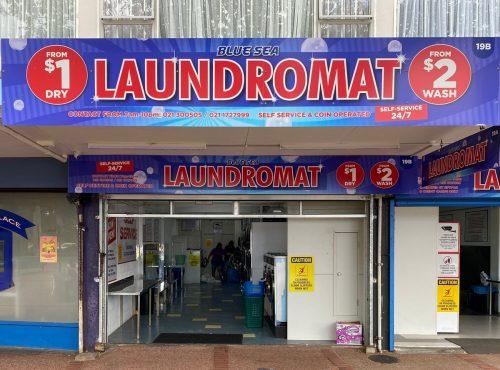 Blue Sea Laundromat