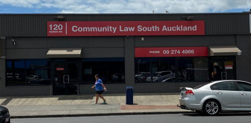 Community Legal Services South Trust