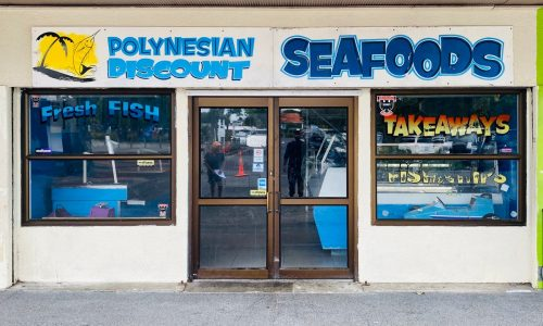 Polynesian Discount Seafood