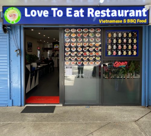 Love To Eat Restaurant (Vietnamese & BBQ Food)